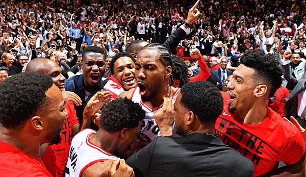 NBA - Kawhi Leonard vor Rückkehr nach Toronto: Wie sich die Klaue bei den Raptors unsterblich machte