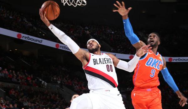 "NBA News: Carmelo Anthony hatte Chris Paul vor den Houston Rockets ""gewarnt"""