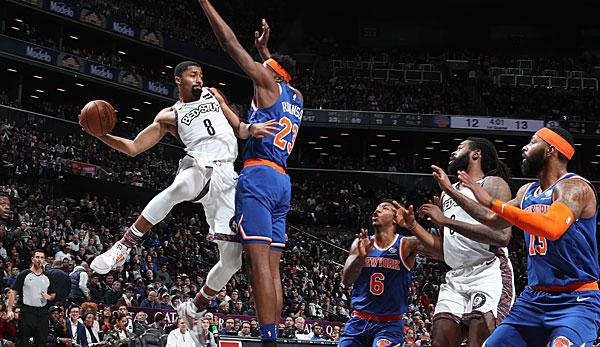 Brooklyn Nets Spielplan
