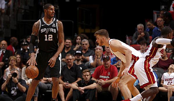 NBA, Trade-Gerüchte: Miami Heat mit Interesse an LaMarcus Aldridge?