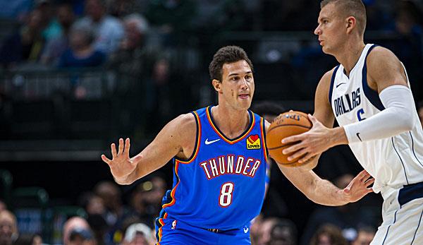 NBA Dallas Mavericks - Trade-Gerüchte: Danilo Gallinari im Visier der Mavs?