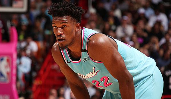 """NBA-News - Jimmy Butler kein Starter im All-Star Game 2020? Heat-Coach Erik Spoelstra: """"Ein Witz"""""""