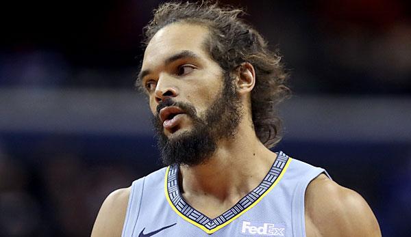 NBA: Dallas Mavericks denken wohl über Verpflichtung von Joakim Noah nach