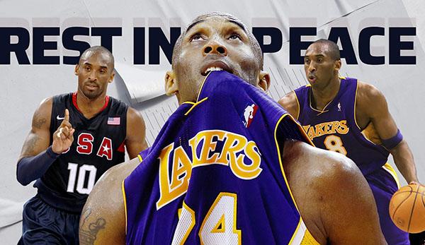 NBA: Die Lieblings-Erinnerungen der Redakteure an Kobe Bryant