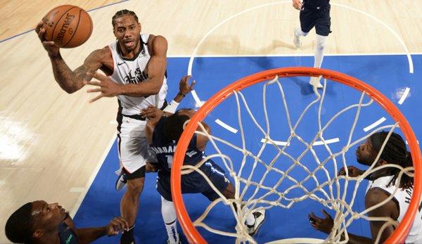 NBA: Kawhi Leonard vermiest den Dallas Mavericks das Porzingis-Comeback