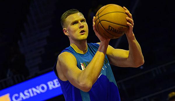NBA, Mavs: Kristaps Porzingis vor Comeback - Luka Doncic spricht über Draft 2018
