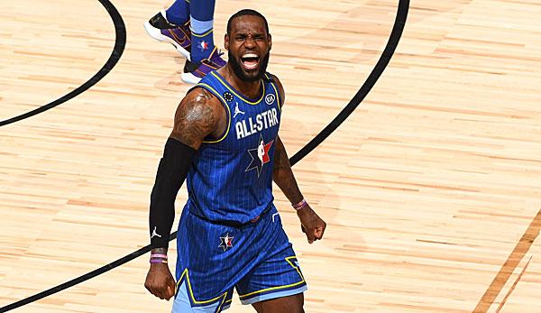 NBA All-Star Game 2020: Spektakel, Defense und Drama! Team LeBron gewinnt irres Spiel - Kawhi wird MVP