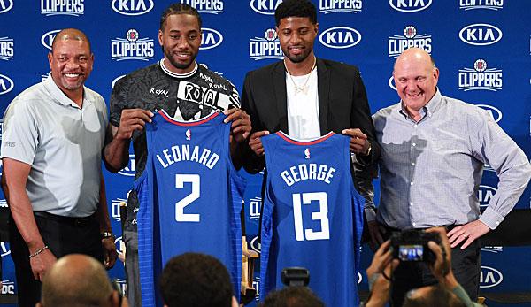 NBA-Quiz: Wie gut kennst du die L.A. Clippers?