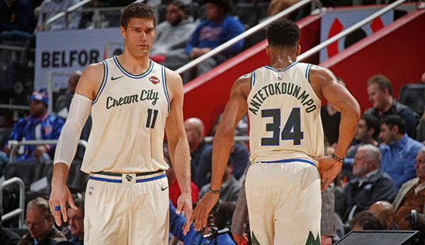 NBA - Brook Lopez als Herzstück der Milwaukee Bucks: Man lernt nie aus