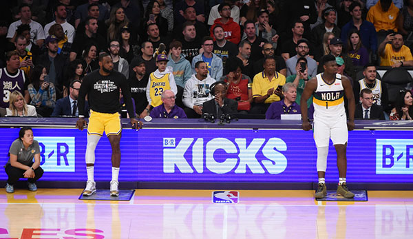 Korbjäger NBA Podcast: LeBron James vs. Zion Williamson I Probleme in Philly und Utah