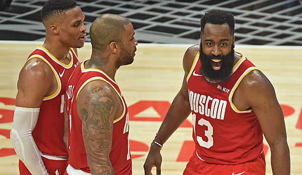 NBA - Das Small-Ball-Experiment der Houston Rockets: Revolution oder Rohrkrepierer