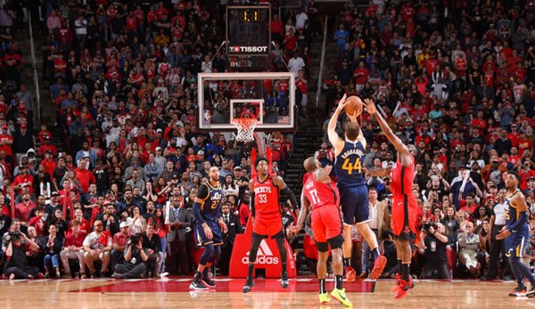 NBA: Bogdanovic' Buzzerbeater erledigt die Houston Rockets