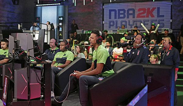 NBA-News: Liga plant offenbar NBA 2K-Turnier nur für Spieler