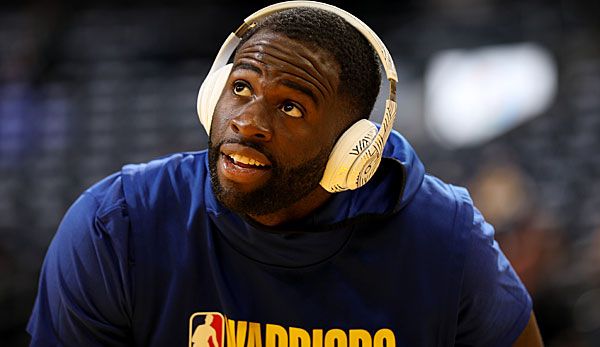 Draymond Green ist dreifacher All-Star.