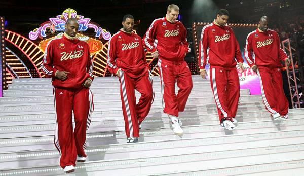 NBA: Kobe Bryant, Tim Duncan und Kevin Garnett werden in die Hall of Fame aufgenommen