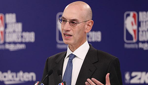 NBA: Spieler bekommen weiterhin den vollen Lohn
