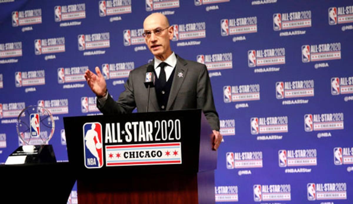 NBA: Top-Teams buhlen weiter um mögliche Vorteile bei Re-Start