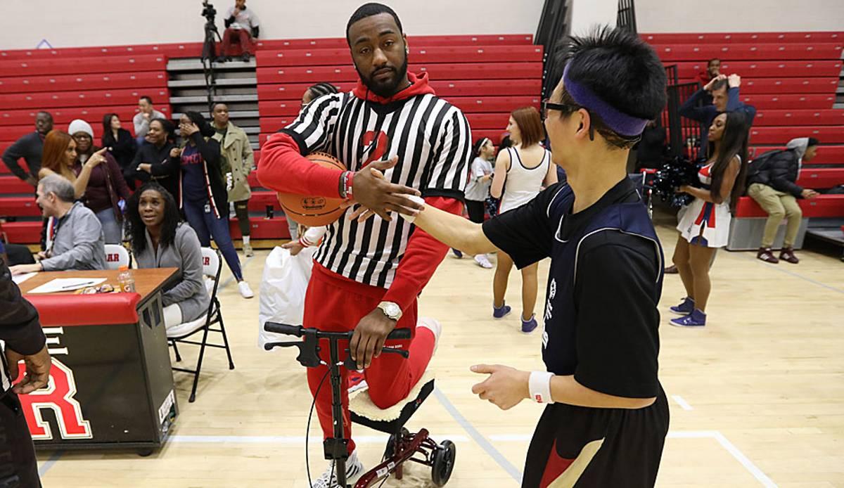 NBA News: John Wall von den Washington Wizards steht nach Verletzung bei 110 Prozent
