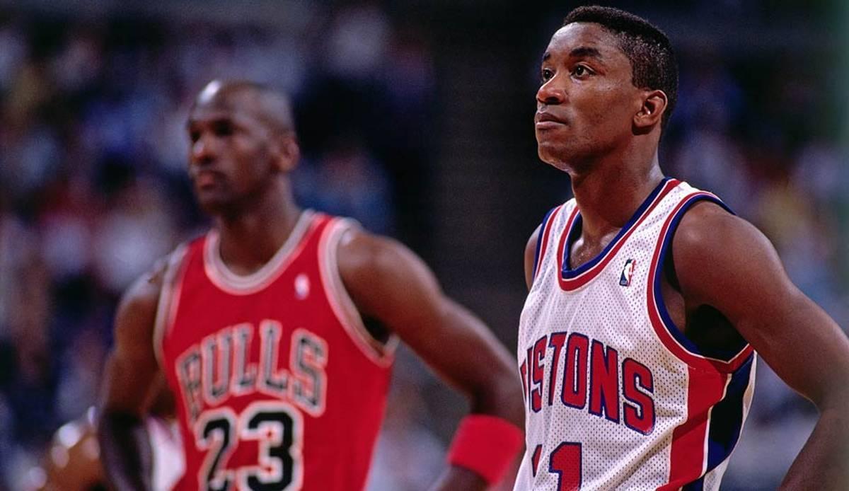 NBA News: Michael Jordan forderte Ausschluss von Isiah Thomas vom Dream Team