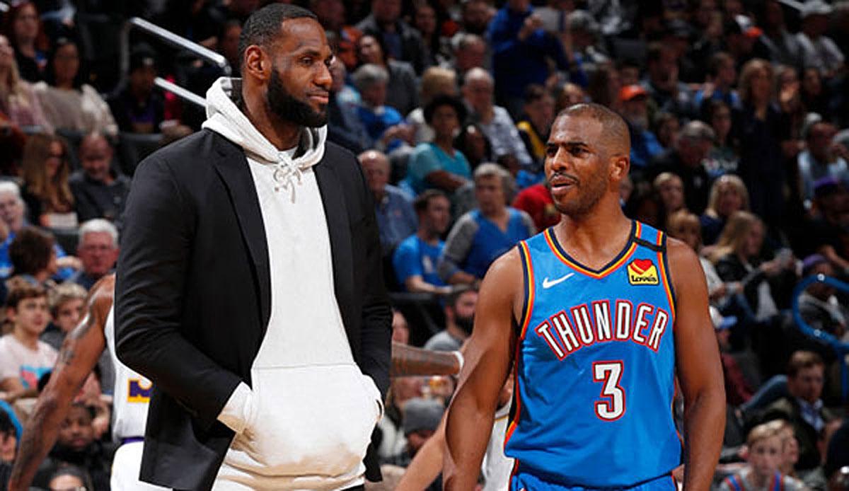 NBA-News: NBPA informiert Spieler über Restart-Pläne - gute Chancen für direkten Playoff-Start?