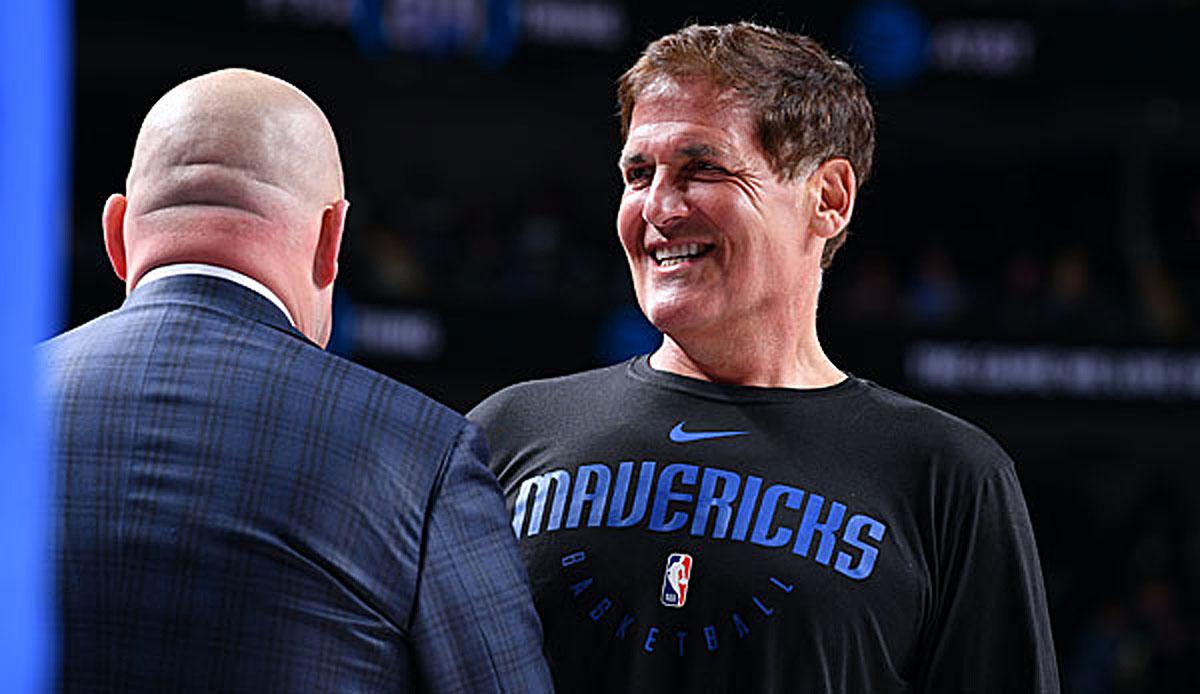 NBA News: Mark Cuban schlägt Wiederaufnahme der Saison mit Quali-Turnier vor