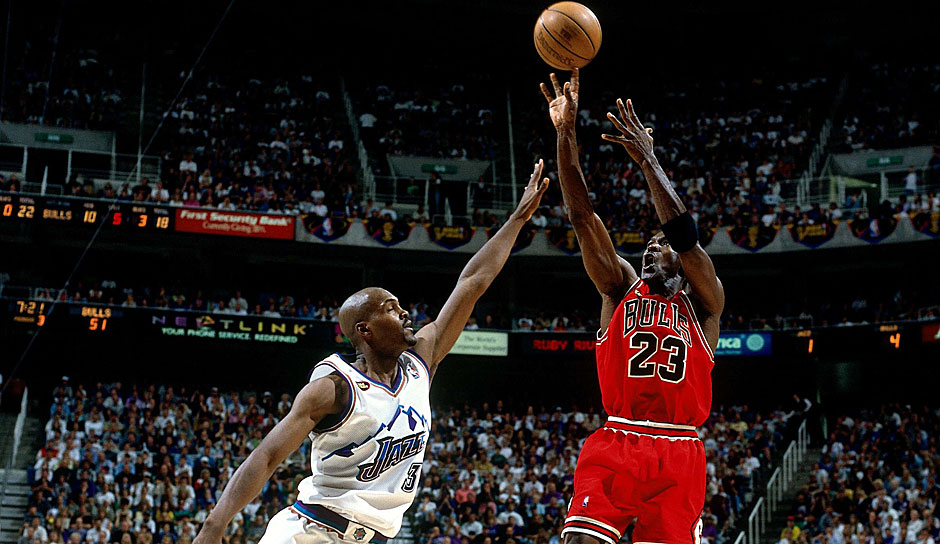 1998 NBA Eastern Conference Finals - Pacers vs. Bulls ...