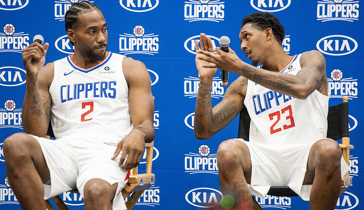 L.A. Clippers, News und Gerüchte: Lou Williams erklärt, dass Teilnahme eine Team-Entscheidung war