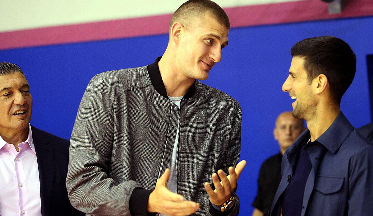 NBA-News - Nach positivem Corona-Test: Rückkehr von Nikola Jokic zu den Nuggets steht offenbar kurz bevor