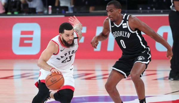 Nets Gegen Raptors