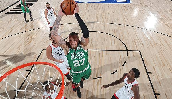 Daniel Theis und die Boston Celtics treffen in den Eastern Conference Semifinals auf die Toronto Raptors.