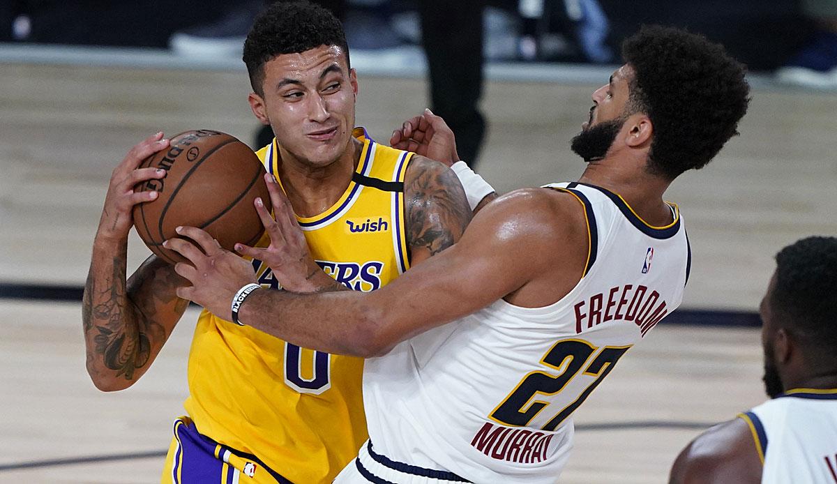 Lakers Gegen Nuggets