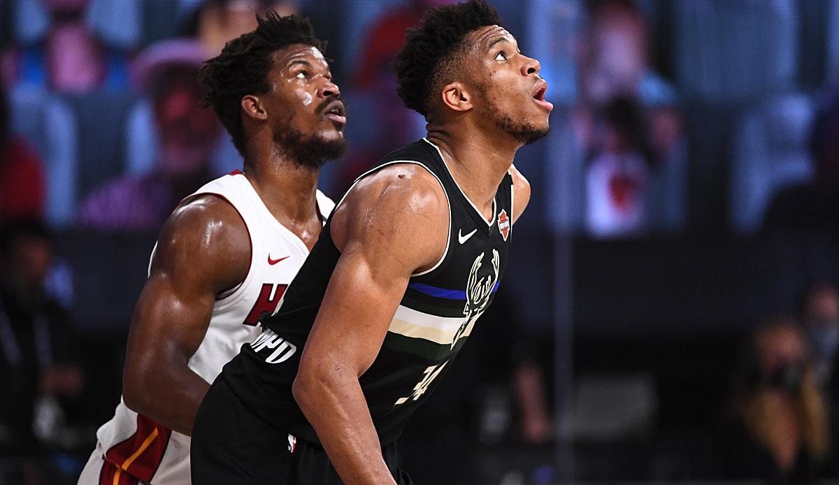 Bucks Gegen Heat