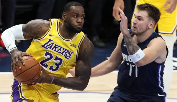 La Lakers Spielplan