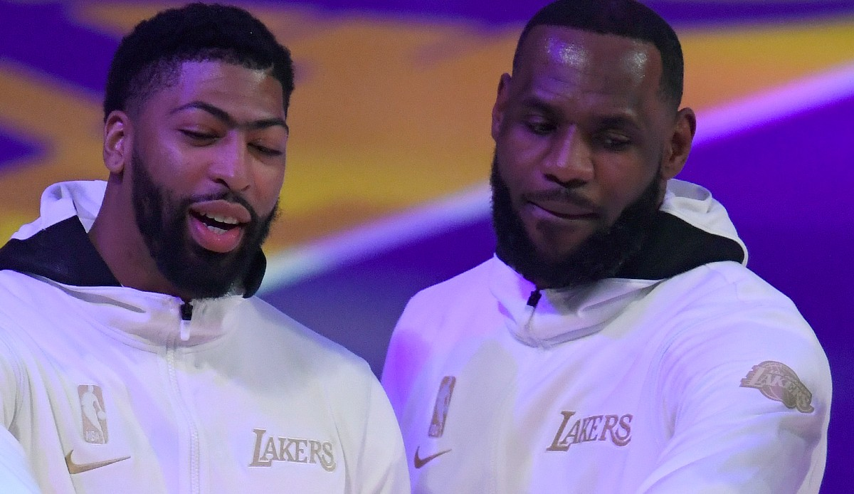 NBA - Anthony Davis: LeBron James sind MVP-Titel egal