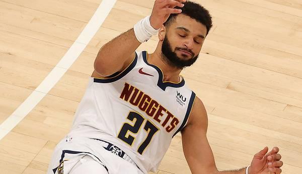 Jamal Murray wird den Nuggets mit einem Kreuzbandriss lange Zeit fehlen.