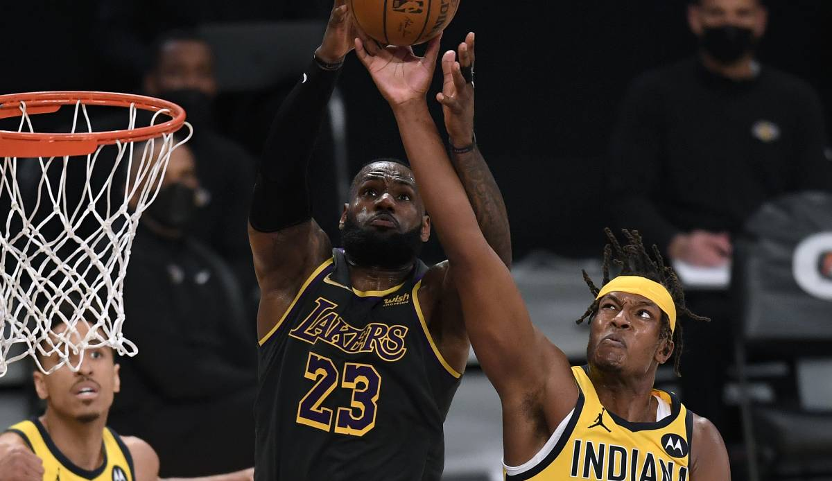 Indiana Pacers vs. Los Angeles Lakers live stream