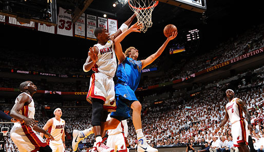 Nba Finals Spiel 1 Miami Heat Vs Dallas Mavericks 92 84