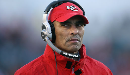 Nicht mehr Trainer der Kansas City Chiefs: Herm Edwards