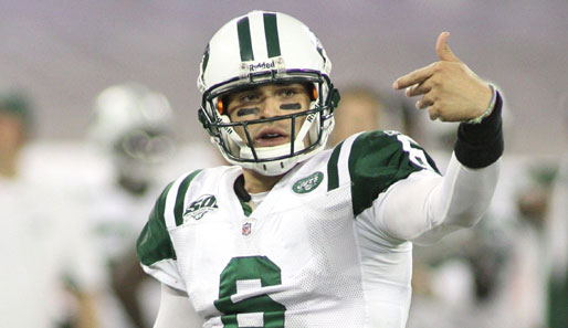 Mark Sanchez wurde in Long Beach (Kalifornien) geboren