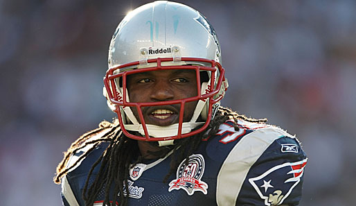 Safety Brandon Meriweather wurde von den New England Patriots entlassen