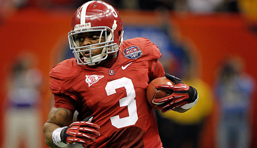 Trent Richardson, RB, Alabama