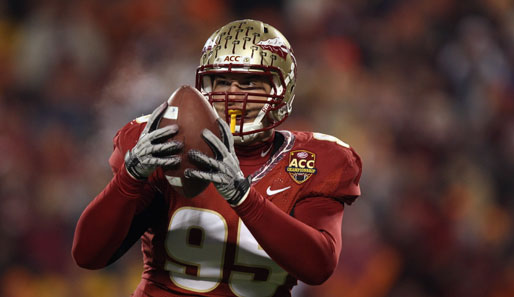 ACC Defensive Player of the Year: Björn Werner nimmt am NFL-Draft 2013 teil