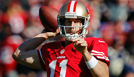 Alex Smith wechselt von den San Francisco 49ers zu den Kansas City Chiefs