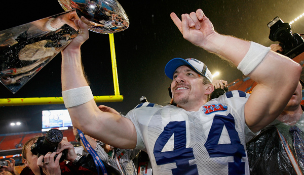 Dallas Clark siegte mit den Colts im Super Bowl XLI gegen die Chicago Bears