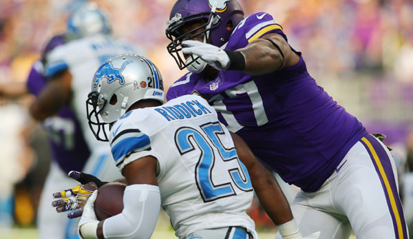 Vikings gegen Lions: Detroit empfängt im Thursday Night Game Minnesota