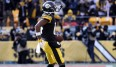 Antonio Brown verzeichnete in der Regular Season 1.284 Yards und zwölf Receiving-Touchdowns