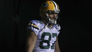 Jordy Nelson gelangen in dieser Regular Season 1.257 Receiving-Yards sowie 14 Touchdowns