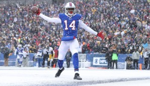 Sammy Watkins ist der Number-one-Receiver der Buffalo Bills