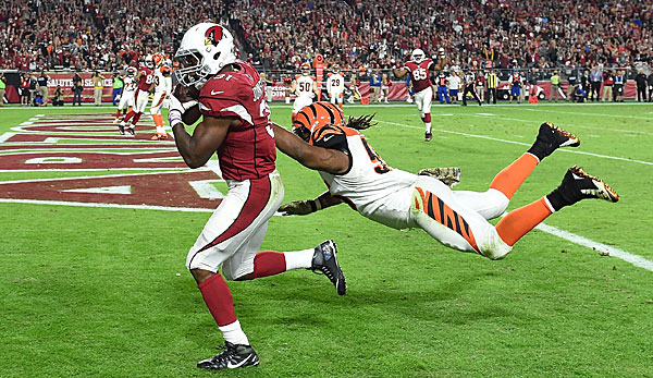 David Johnson will in der kommenden Saison die 1.000-Rushing- und 1.000-Receiving-Yards schaffen