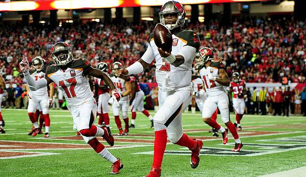 Die Tampa Bay Buccaneers haben die Fifth-Year-Option bei Quarterback Jameis Winston gezogen.